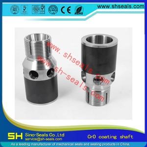 CrO coating shaft